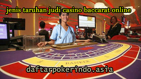 judi casino baccarat